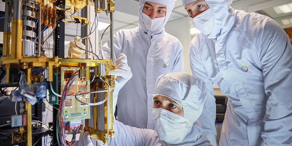 """Lors de la mesure de """"qubits"""", mieux vaut être précis... Foto: FMNLab / Wikimedia Commons / CC-BY-SA 4.0int"""
