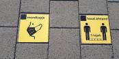 Comme aux Pays-Bas, il serait judicieux d'inviter les gens à continuer d'appliquer les gestes-barrière là où c'est nécessaire. Foto: MartinD / Wikimedia Commons / CC-BY-SA 4.0int