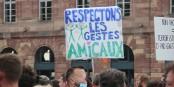 """Il faudra rapidement revenir vers les """"gestes amicaux""""... Foto: Eurojournalist(e)"""