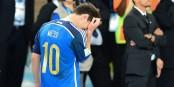 Buhu... heisse Tränen bei Lionel Messi. Aber 40 Millionen Jahresgehalt sind ein kleiner Trost... Foto: Agência Brasil / Wikimedia Commons / CC-BY-SA Brazil