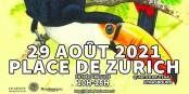 Eh oui, le Marché des Créateurs à bien lieu aujourd'hui sur la Place de Zurich à Strasbourg ! Foto: Organisateurs