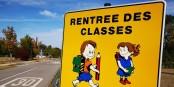 """Die """"Rentrée"""" betrifft nicht nur Schulkinder, sondern ALLE Franzosen... Foto: GilPe / Wikimedia Commons / CC-BY-SA 4.0int"""