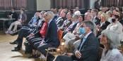 De très nombreuses personnalités avaient fait le déplacement pour fêter les 40 ans de l'UIA. Foto: Eurojournalist(e)