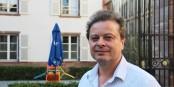 Jean-Marc Mura, le patron de l'Hôtel Cathédrale, garde son attitude positive. Foto: Eurojournalist(e)