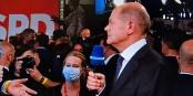 Olaf Scholz und die SPD - Wahlgewinner, die am Ende in der Opposition sein könnten... Foto: ScS EJ