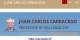 Le professeur Juan Carlos Carracedo a un site internet, mais il publie plus sur papier que sur le web. Foto: Copie d'écran du site web de Juan Carlos Carracedo