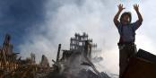 Diese Bilder vom 9/11 wird die Welt nicht mehr vergessen können... Foto: U.S. Navy Photo by Journalist 1st Class Preston Keres / Wikimedia Commons / PD