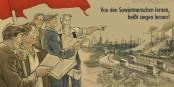 Fleißig gelernt und doch nicht gesiegt. Auf zum nächsten Versuch... Foto: Sammlung Stiftung Haus der Geschichte Bonn
