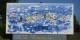 La fresque en « azuleijos » visible à Apúlia, ville côtière du nord du Portugal, met en valeur le travail des femmes et des hommes de la mer. Foto:  Joseolgon / Wikimedia Commons / CC-BY-SA 4.0int