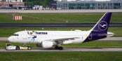 Die Lufthansa gibt auf dem neuen Flughafen Berlin BER keine richtig glückliche Figur ab... Foto: MarcelX42 / Wikimedia Commons / CC-BY-SA 4.0int