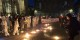 Die Proteste gegen die repressive Covid-Politik in Frankreich gehen weiter, wie hier in Strasbourg am Wochenende. Foto: P. Houssais