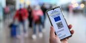 L'utilisation d'un faux pass sanitaire n'est pas un jeu, mais un délit sérieux... Foto: European Union / Wikimedia Commons / CC-BY-SA 4.0int