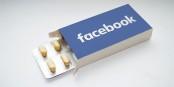 Für künftige Blackouts empfehlen wir die Facebook-Beruhigungspillen... Foto: MediaModifier / Wikimedia Commons / CC0 1.0