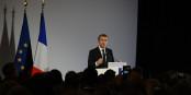 Die Frage lautet nur, gegen wen Amtsinhaber Macron 2022 im zweiten Wahlgang antreten muss. Rechtsextrem oder rechtsextrem? Foto: Amaury Laporte / Wikimedia Commons / CC-BY 2.0
