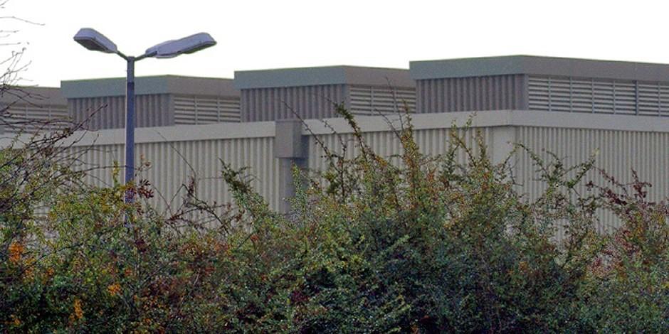 In den 16 Zwischenlagern, wie hier in Gorleben, wird Atommüll ebenerdig gelagert. Foto: User:Fice / Wikimedia Commons / PD