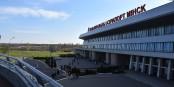 Der Flughafen Minsk ist zu einer Drehscheibe des internationalen Schleusertums geworden. Foto: Vasyatka1 / Wikimedia Commons / CC-BY-SA 4.0int
